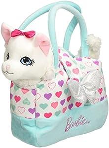 Kelly 770401 CAT - Barbie Pets Fashion, bolso con gato