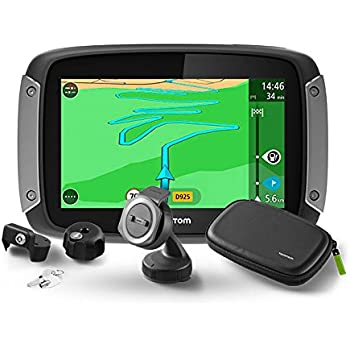 tomtom rider 40 satellite navigation system. Black Bedroom Furniture Sets. Home Design Ideas