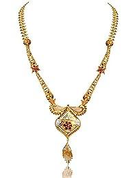 Senco Gold 22k (916) Yellow Gold Chain Necklace