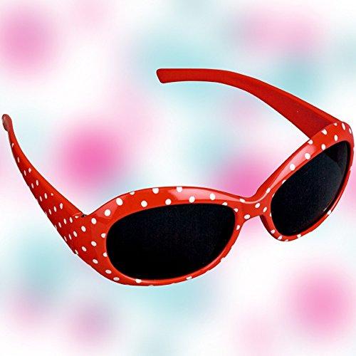Spiegelburg 11979 Sonnenbrille Fröhliche Tupfen Garden Kids, sortiert-Preis für 1 Stück