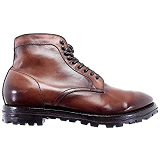 Officine Creative Men's Shoes Aspen/005 Aero Canyon Toscano S. Moritz Hand Italy