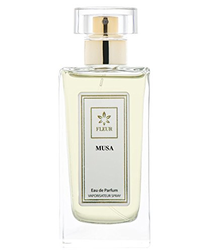 Musa Parfüm Damen Body Spray Eau de Perfume for Women Luxus Beauty Original Parfümzerstäuber: 50ml Vaporisateur