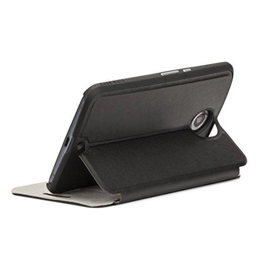 Lenovo Phab Plus PB1-770M FOLIO Cover Leather Premium TAB Flip Cover With Inbuild Stand for Lenovo Phab Plus PB1-770M