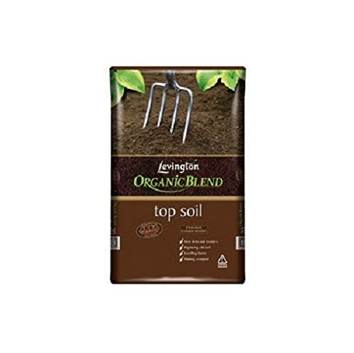 soil-compost-top-soil-levington-organic-blend-top-soil-20l-fast-postage