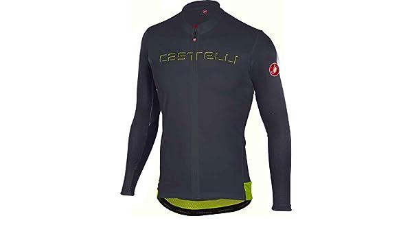 7c9059aac Castelli 2017 Herren Prolog (Programmiersprache) V Lange Ärmel Fahrrad  Jersey – a17020