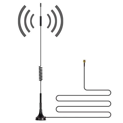 Lysignal 700MHz-2700MHz 12DB Omnidirektionale SMA Antenne mit 10ft Kabel