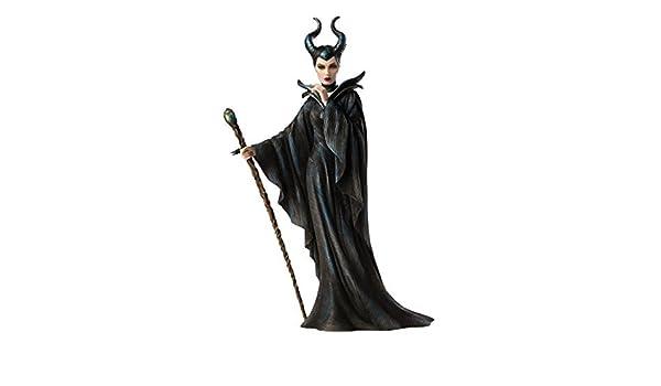 Live Action Jim Shore Disney Showcase 4045771/mal/éfique Figurine 30,5/cm Noir pour Enesco