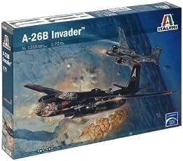Italeri 1358 - A-26b Invader Model Kit  Scala 1:72