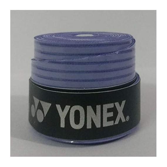 Yonex ET 903 E Super Rubber Badminton Grip (Purple)