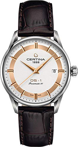 Certina DS 1 Powermatic 80 - Himalaya Special Edition C029.807.16.031.60...