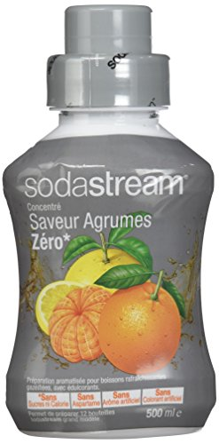 sodastream concentré