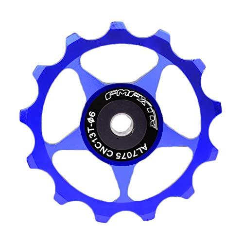 B Blesiya Impermeable Piñón de Cambio Trasero de Bicicletas de Rodamiento cerámico Super lubricante