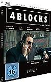 4 Blocks - Die komplette zweite Staffel - FSK-16-Version [Blu-ray]