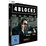 4 Blocks - Die komplette zweite Staffel - FSK-16-Version [Blu-ray]