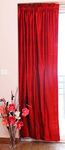 Pure Silk Curtains, 40