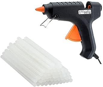 GUNK 40 W Glue Gun with 8 Sticks -Combo