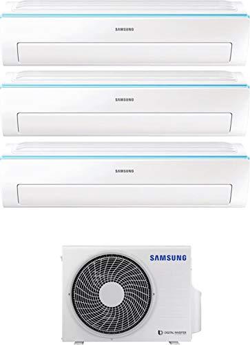 Climatizzatore Trial Split 9000 + 9000 + 12000 btu Classe A++/A 2xAR09+AR12NXWSA+AJ052MCJ3EG