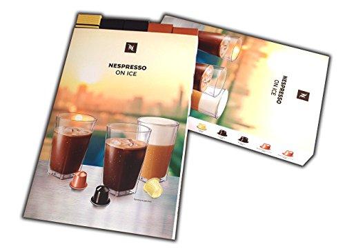 Buy NESPRESSO - Iced Coffee 5 Sleeve Assortment- 50 CAPSULES from NESTLE