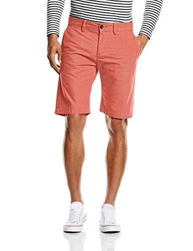 213 Bekleidung (Pepe Jeans Herren Mc Queen Short Badeshorts, Rot (Jam 213), W38 (Herstellergröße: 38))
