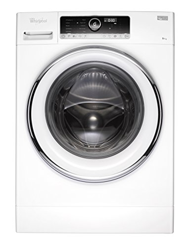 Whirlpool Supreme Care FSCR90420 9kg load, 1400 Spin Washing Machine - White Best Price and Cheapest