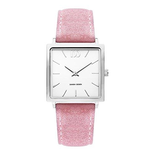 Danish Design Reloj Analógico para Mujer de Cuarzo con Correa en Cuero IV20Q1248