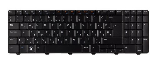 NEW US BLACK LAPTOP KEYBOARD FOR DELL INSPIRON 15R 5010 N5010 M5010 Series 9GT99  available at amazon for Rs.1219