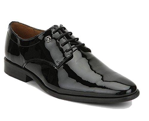 Arrow Men's Black Formal Shoes