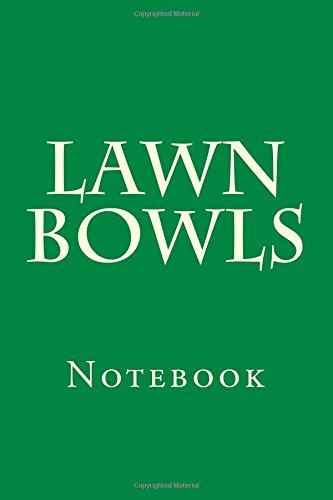 Lawn Bowls: Notebook por Wild Pages Press