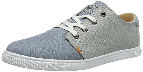 Hub Herren Ashbury 6/15 Sneaker, Blau (Arona Blue), 44 EU