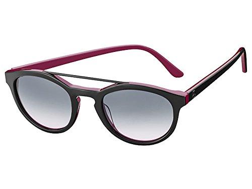 original Mercedes-Benz, Sonnenbrille Damen schwarz / plum