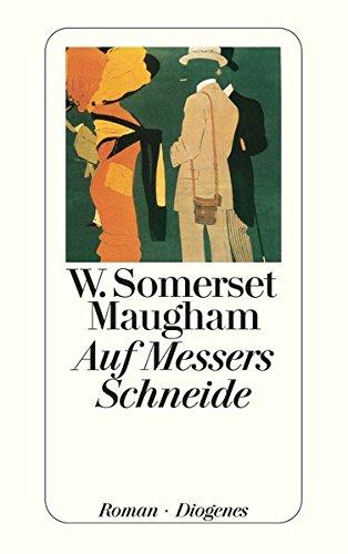 Buchseite und Rezensionen zu 'Auf Messers Schneide (detebe)' von William Somerset Maugham