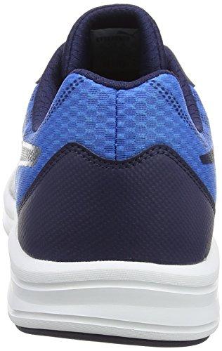 Mestre Blu 05blu 05 Puma azul Blau Meteorf6 Prata Hallenschuhe Blu Prata dwwBqO
