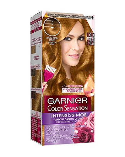 Garnier Color Sensation coloración permanente e intensa reutilizable con bol y pincel - C3...