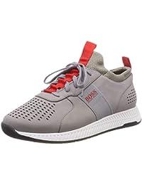 BOSS Athleisure Titanium_Runn_lux, Sneakers Basses Homme