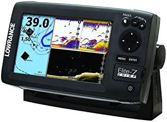 Lowrance GPS Plotter Sonda Elite-7 CHIRP