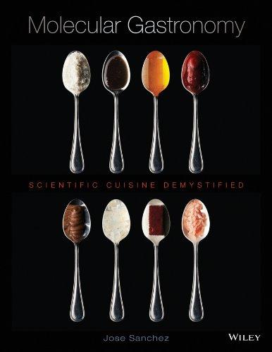 Molecular Gastronomy: Scientific Cuisine Demystified - Usa Industries Starter