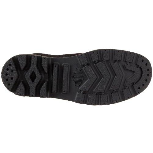 Palladium Femme Pompe Oxford ~ Noir / Noir ~ M Noir Chaussures