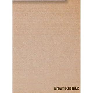 Ami Künstlerbedarf braune Block No.2, A3, 50 Blatt