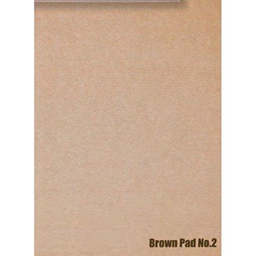 NEU Der braune Block No.2, A3, 50 Blatt