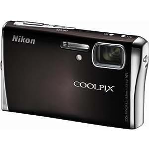 Nikon Coolpix S52c (9 Megapixel, 3-fach opt. Zoom, 7,6 cm (3 Zoll) Display, Bildstabilisator) schwarz