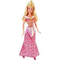 Princesas Disney - Muñeca, princesa purpurina Bella Durmiente (Mattel CFB76)