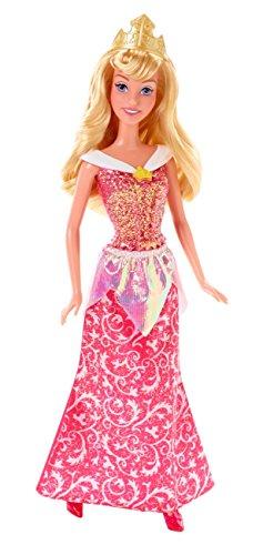Mattel Disney Princess CFB76 - Märchenglanz Prinzessin Dornröschen Puppe