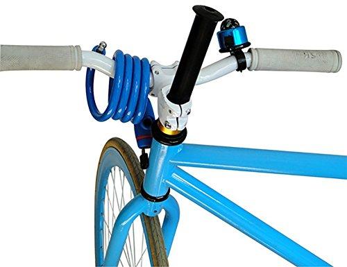 KEBAN GPS Fahrrad und MTB Tracker GPRS GSM Ortung Fahrrad Diebstahl und Tracking Fahrradschutz Alarm-System