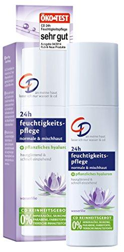 CD Feuchtigkeitspflege 24 H, 2er Pack (2 x 50 ml)