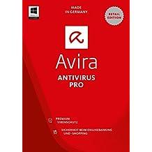 Avira AntiVirus Pro 2017 [1 Gerät / 1 Jahr]