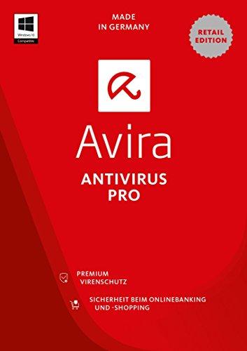 Avira AntiVirus Pro 2017 [1 Gerät / 1 Jahr] Picture