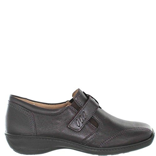 Hotter Francis, oxford Chaussures femme Prune