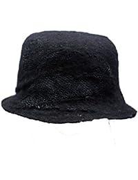 Ysting Fieltro de lana, sombrero de lana de merino, sombrero hecho a mano, sombrero del cubo