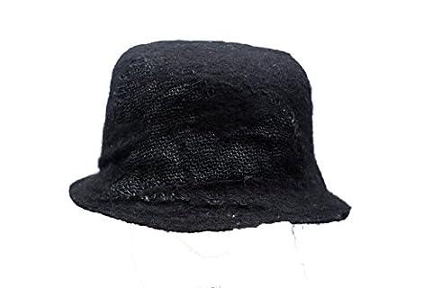 Ysting Wool Felted Hat, merino wool hat, hand made hat, bucket hat