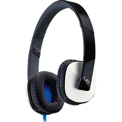 Logitech 982-000025 - Auriculares de diadema abiertos (reducción de ruido), blanco
